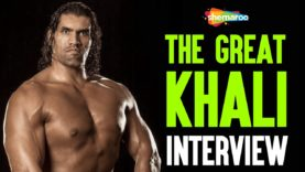 The Great Khali Interview
