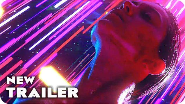 BLOOD MACHINES (2020) Trailer Sci-Fi Fantasy Movie