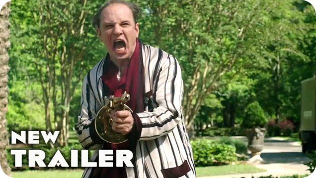 CAPONE (2020) Tom Hardy Al Capone Movie Trailer