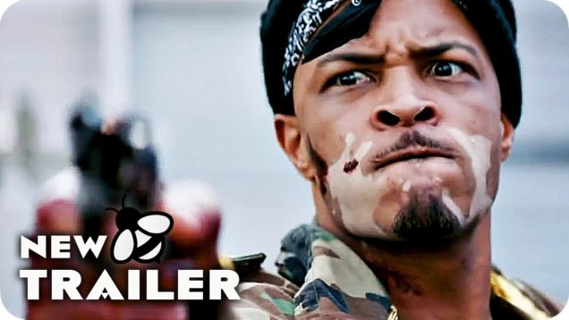 Cut Throat City Trailer (2019) RZA Movie
