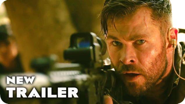 EXTRACTION (2020) Chris Hemsworth Netflix Trailer