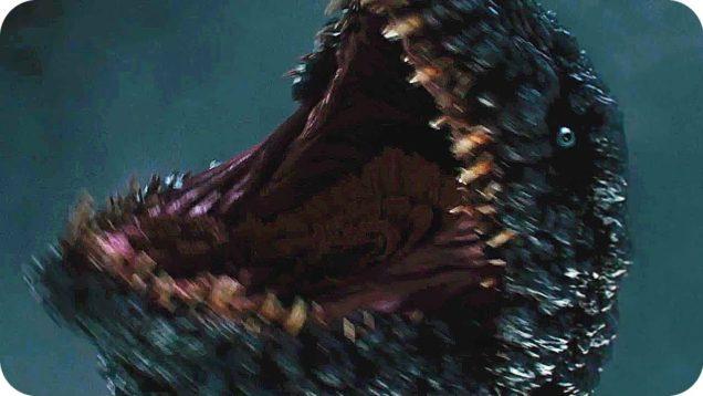 GODZILLA RESURGENCE TV Spot (2016) Shin Godzilla