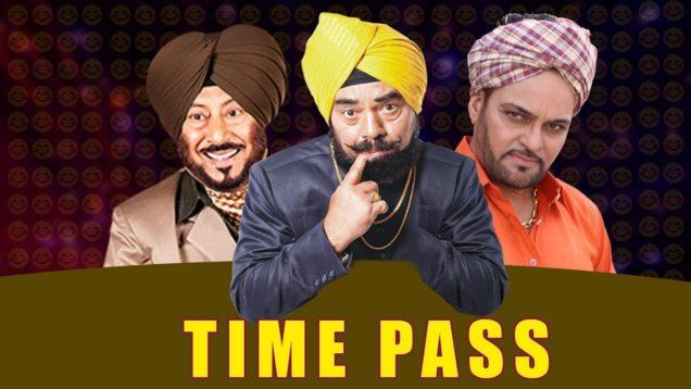 Lockdown : Time Pass Comedy by Jaswinder Bhalla | B N Sharma | Gurpreet Ghuggi | Gurchet Chiarkar