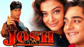 शाहरुख़ खान और ऐश्वर्या राय बच्चन की सुपरहिट मूवी जोश | Josh 2000 Full Hindi Movie | Shahrukh Khan