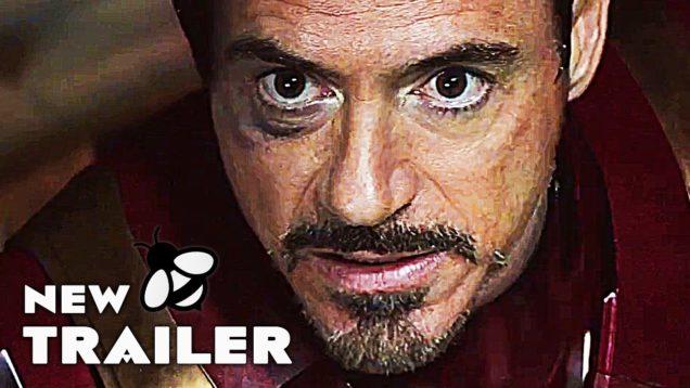 Avengers 3 Infinity War Trailer IMAX Celebration (2018)