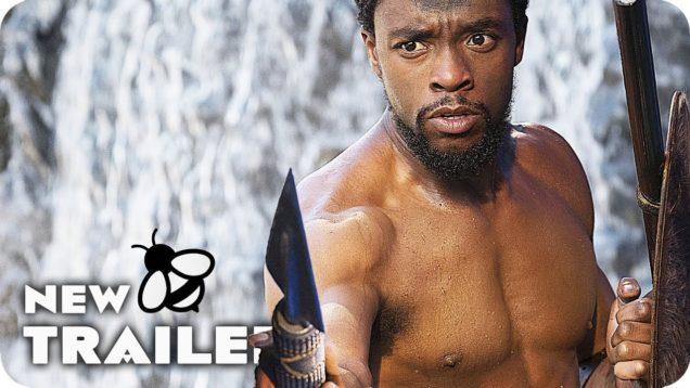 Black Panther Wakanda in the MCU Trailer (2018)