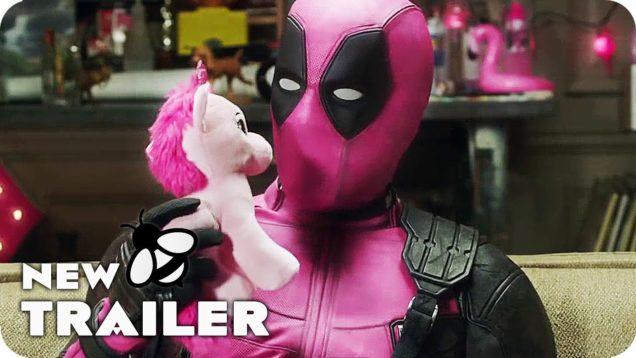 Deadpool 2 Let's F Cancer Promo & Trailer (2018) Marvel Movie