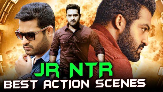 Jr NTR All Time Best Action Scenes   Temper, Janta Garage, Mar Mitenge 2, The Super Khiladi 2