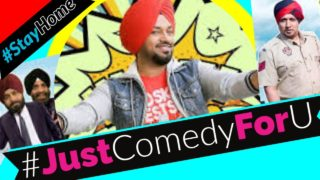 Lockdown 2020 – Just Comedy For U – Ghuggi – Punjabi Movies | #StayHomeComedy