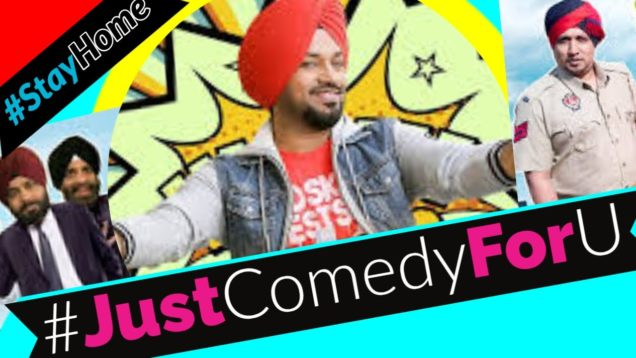 Lockdown 2020 – Just Comedy For U – Ghuggi – Punjabi Movies | #StayHomeComedy
