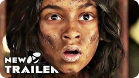 Mowgli Behind the Scenes & Trailer (2018) Adventure Movie