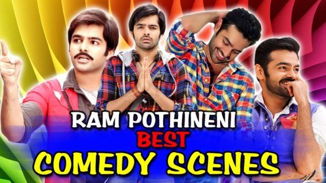Ram Pothineni New Best Comedy Scenes   No. 1 Dilwala, The Super Khiladi 3, Dangerous Khiladi 5