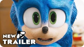 SONIC THE HEDGEHOG Trailer (2020) New Design!