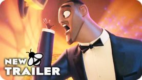 SPIES IN DISGUISE Trailer 2 (2019) Will Smith Animation Movie