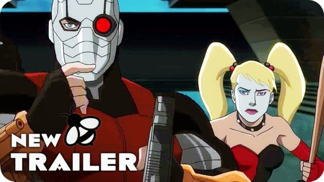 Suicide Squad: Hell To Pay Trailer (2018) Animated DC movie