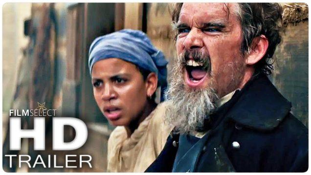 THE GOOD LORD BIRD Trailer (2020)