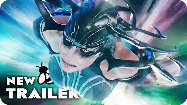 Thor 3: Ragnarok International Trailer 3 (2017) Marvel Movie