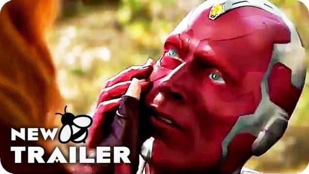 Avengers 3: Infinity War Vision Spot & Trailer (2018)