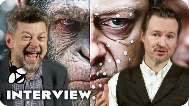 PLANET OF THE APES Part 4 Coming? War for the Planet of the Apes Interview