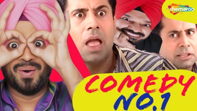Comedy No 1 – Gurpreet Ghuggi – Binnu Dhillon – Punjabi Movie – Comedy Scenes #Welcome2021