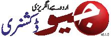 اردو سے انگلش ڈکشنری