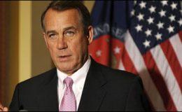اسپیکرسے مذاکرات ناکام،اوبامہ حکومت دیوالیہ ہونیکے قریب