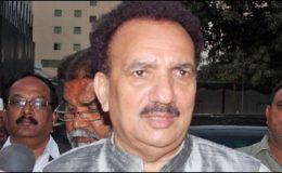 کراچی میں کوئی بھی ایکشن سیاسی جماعتوں سے مشاورت سے ہو گا