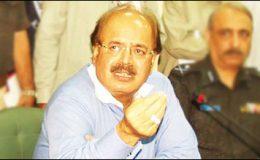 کراچی واقعات میں غیرملکی ملوث نہیں، منظور وسان