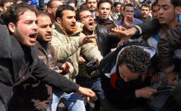 شام : حکومت کے حامیوں اور مخالفین میں جھڑپیں، 30 افراد ہلاک