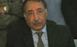 ظفر قریشی کی بحالی سے حکومت کا انکار