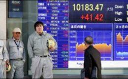 بنکاک : ایشیائی اسٹاک مارکیٹوں میں تیزی