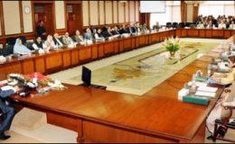وفاقی کابینہ نے رمضان پیکج کی منظوری دیدی