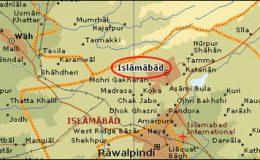 اسلام آباد سے چار دہشت گرد گرفتار، دو خودکش جیکٹس برآمد