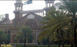 لاہور : پنجاب رینجرز کے کرنل کیخلاف توہین عدالت، درخواست پر نوٹس جاری