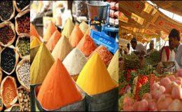 اسلام آباد : رمضان کی آمد سے قبل اشیائے خوردونوش کی قیمتوں میں اضافہ