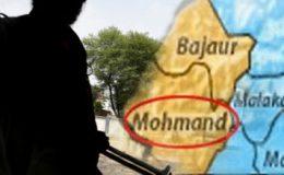 مہمند ایجنسی : بارودی سرنگ کے دھماکے سے دو ہلاک، دس زخمی