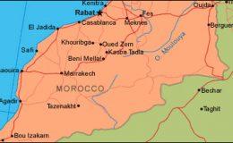 مراکش : فوجی طیارہ گرکرتباہ، 20 افراد ہلاک