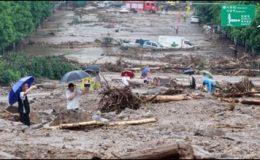 سیول: بارش اور مٹی کے تودے گرنے سے71 افراد ہلاک