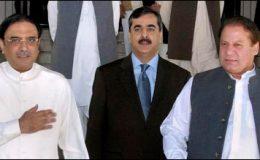 اسلام آباد : صدر مملکت اور وزیراعظم کی نواز شریف کو مبارکباد