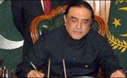اسلام آباد : صدر کی زیر صدارت اتحادیوں کا اجلاس جاری