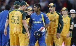 آسٹریلیا کی سری لنکا کو شکست؛ سیریز میں 1-3 سے فتح