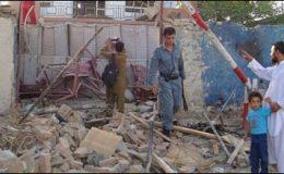 افغان صوبے قندوذ میں دھماکہ، انٹیلیجنس چیف ہلاک