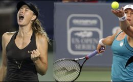 سنسناٹی ٹینس : فائنل میں ماریہ شراپووا اوریلیناینکووچ مدمقابل