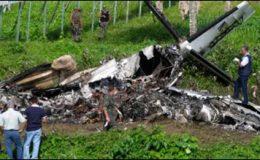 برازیل میں فضائیہ کے طیارے کو حادثہ ، 8 فوجی ہلاک