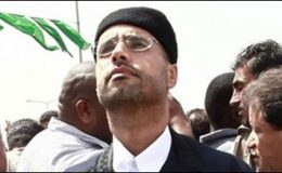 لیبیا : نیٹو بمباری میں قذافی کے بیٹے سمیت 33 افراد ہلاک
