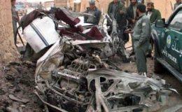 قندوز: خودکش حملہ، تین نجی محافظ ہلاک