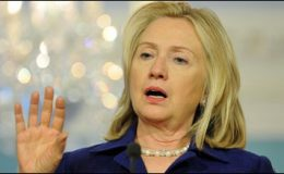 واشنگٹن: شام کی صدر بشارالاسد حکمرانی کا مینڈیٹ کھو چکے۔ ہیلری
