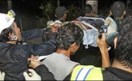 جکارتہ: ہیلی کاپٹر گر کر تباہ، 10 افراد ہلاک