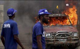 کراچی : دو دن میں تینتیس ہلاکتیں، ایف سی کو پولیس اختیارات