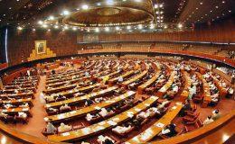 کراچی کی صورتحال پر متحدہ کا واک آؤٹ